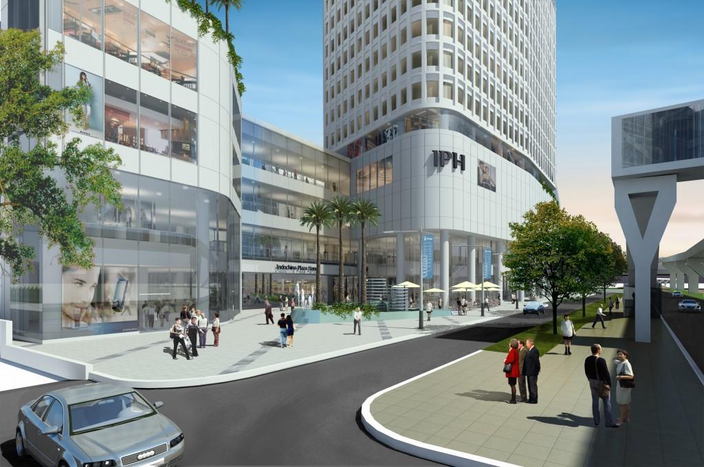 Kết quả hình ảnh cho indochina plaza hanoi